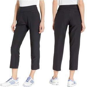 Adidas golf ultimate 365 adistar black crop pants